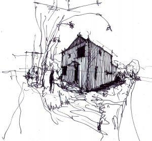 Skica NOVAHOME, Arch. Jakub Loučka
