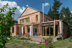 Typový dům NOVAHOME, arch. Jakub Loučka, realizace 3AE